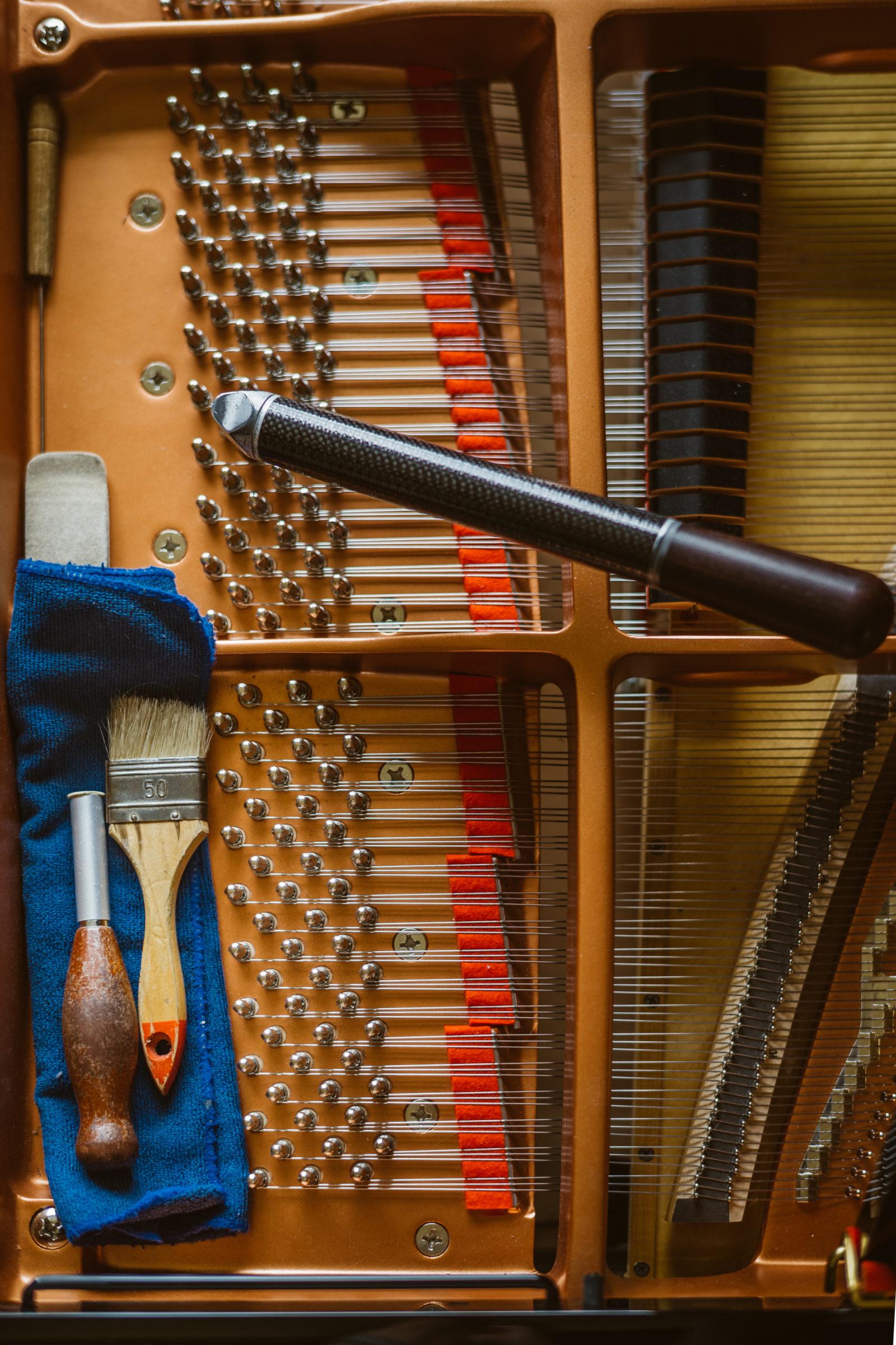 Klavier gestimmt und repariert von Joachim Schneglberger Klavier in Ottensheim und Steyregg in Oberösterreich